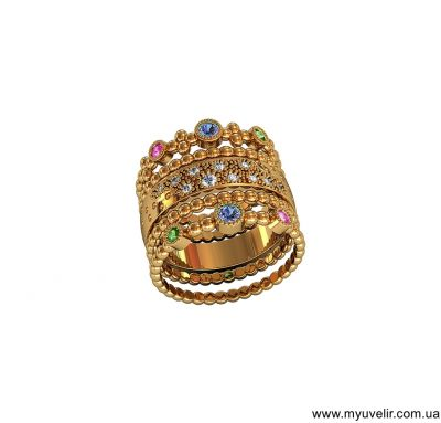 Длинное кольцо