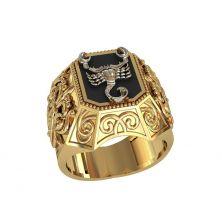 Кольцо скорпиона