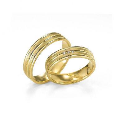 Свадебные кольца полоски