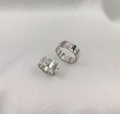 Золотые венчальные кольца