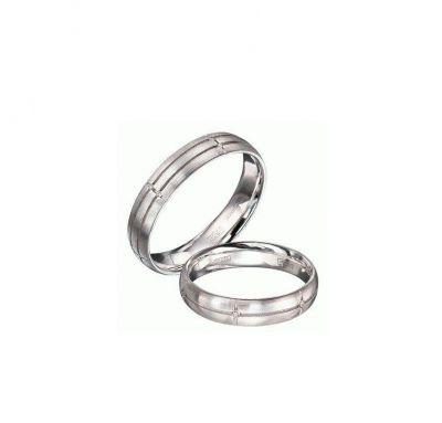 Венчальные кольца пара