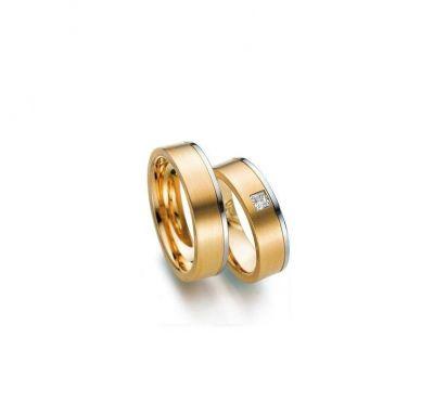 Пара свадебных колец