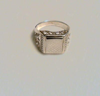 Классическое кольцо печатка