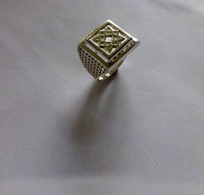 Кольцо Звезда Лады-Богородицы