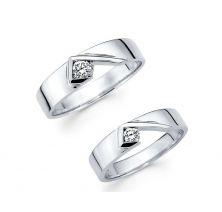 Обручальные кольца ажурные