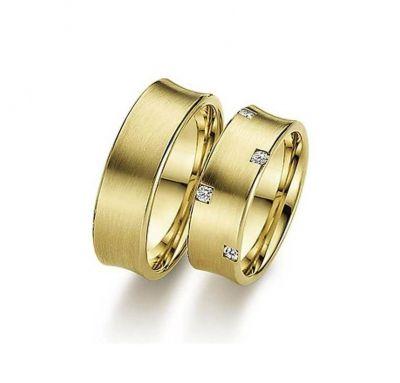 Свадебные кольца шахматка