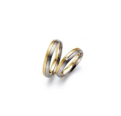 Венчальные кольца золотые