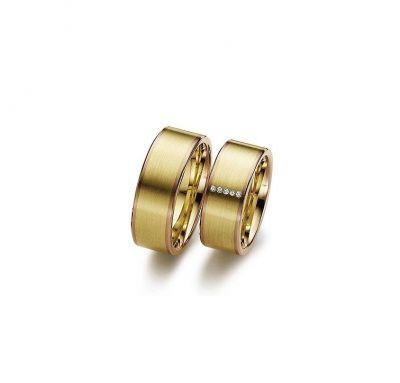 Обручальные кольца камушки