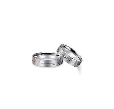 Свадебные кольца под бриллиант