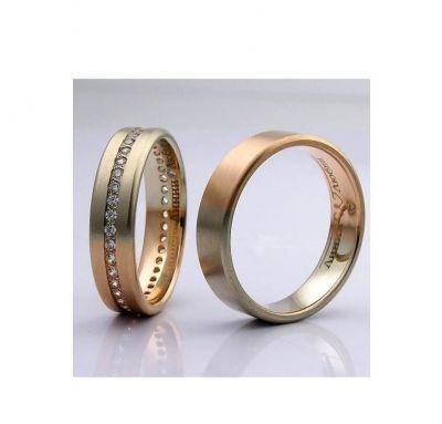 Обручальные кольца легкие