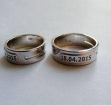 Обручальные кольца дата
