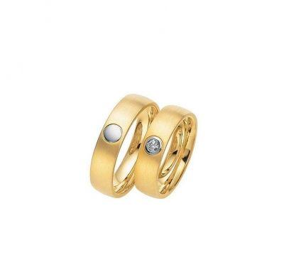 Венчальные кольца точки