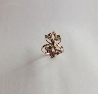 Женское кольцо винтаж