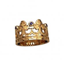 Кольцо Корона гелис
