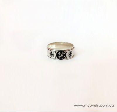 Кольцо оберег Свадебник