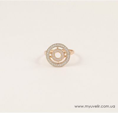 Женкое кольцо Chanel