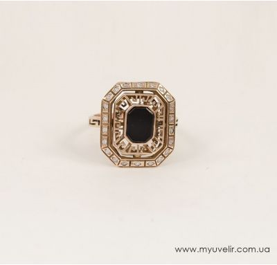 Женское кольцо бренд Versace