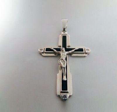 Крест с ониксами