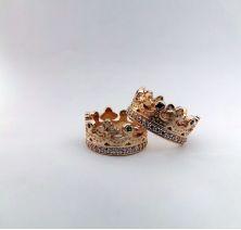 Кольца в виде корон