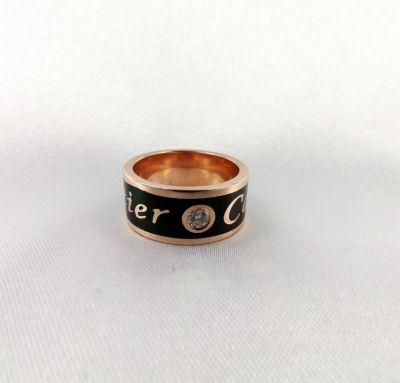 Обручальные кольца  бренд Cartier