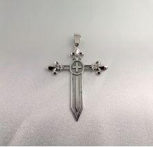Крест необычный