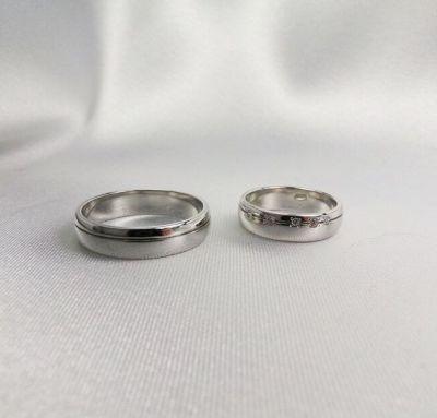 Обручальные кольца простые