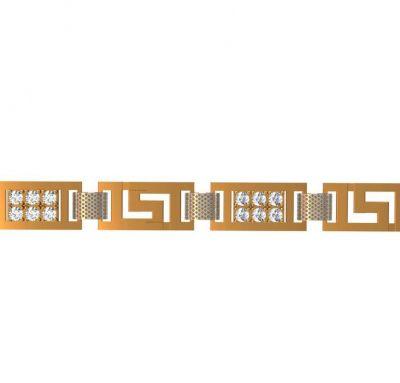 Золотой браслет Versace