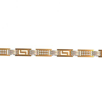 Браслет Versace золото