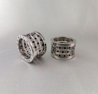 Обручальные кольца бренд Bvlgari
