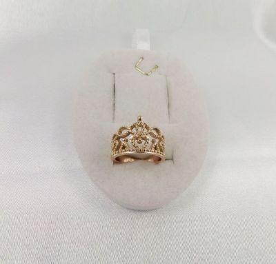Эксклюзивное кольцо корона