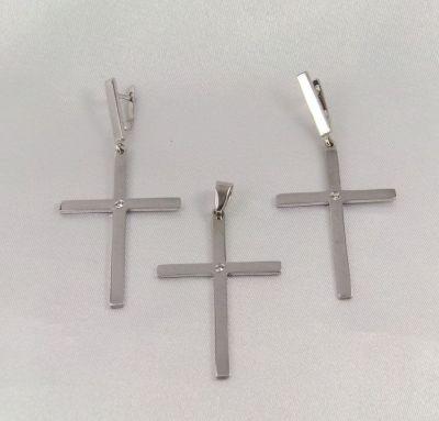 Серебряные кресты