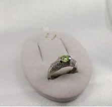 Женское эксклюзивное кольцо