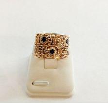 Женское шикарное кольцо