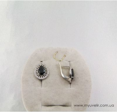 Сережки женские шик