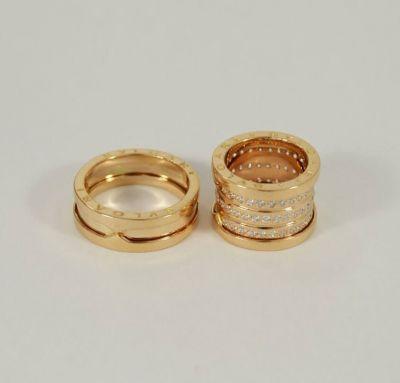 Свадебные кольца Булгари