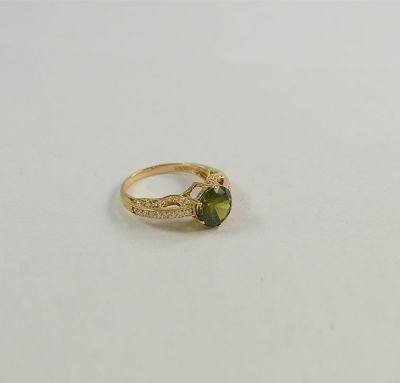Модное женское кольцо