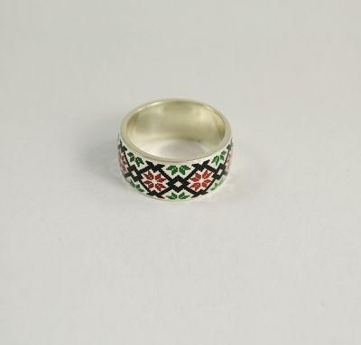 Патриотическое кольцо