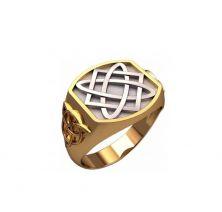 Звезда Лады-Богородицы кольцо