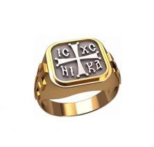 Христианское кольцо