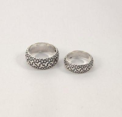Обручальные кольца как шины