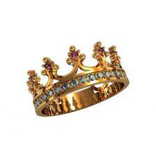 Колечко как корона