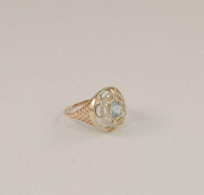 Женское модное кольцо