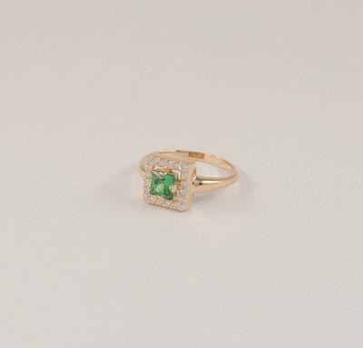 Женское стильное кольцо