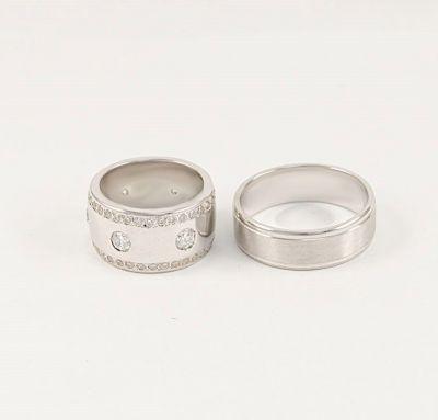 Свадебные кольца эксклюзив