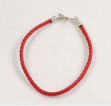 Шелковый браслет