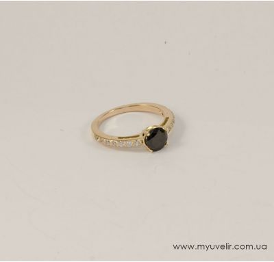 Кольцо женское стильное