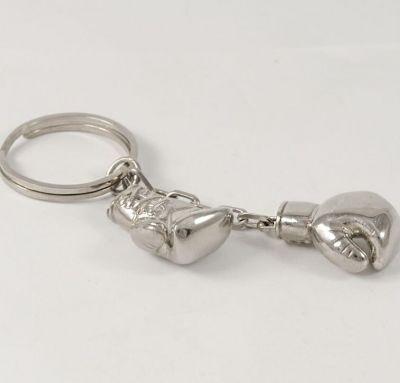 Брелок боксерские перчатки на ключи