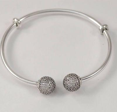 Браслеты пандора серебро