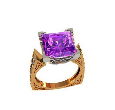 Квадратное кольцо