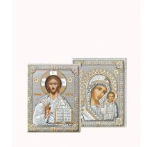 Венчальная пара Спаситель и Богородица 10